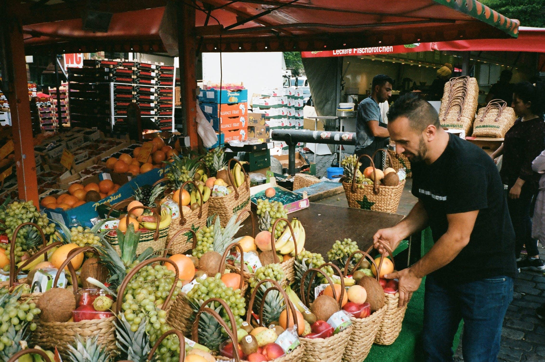 Een marktkraam huren of kopen? De voor- en nadelen op een rijtje