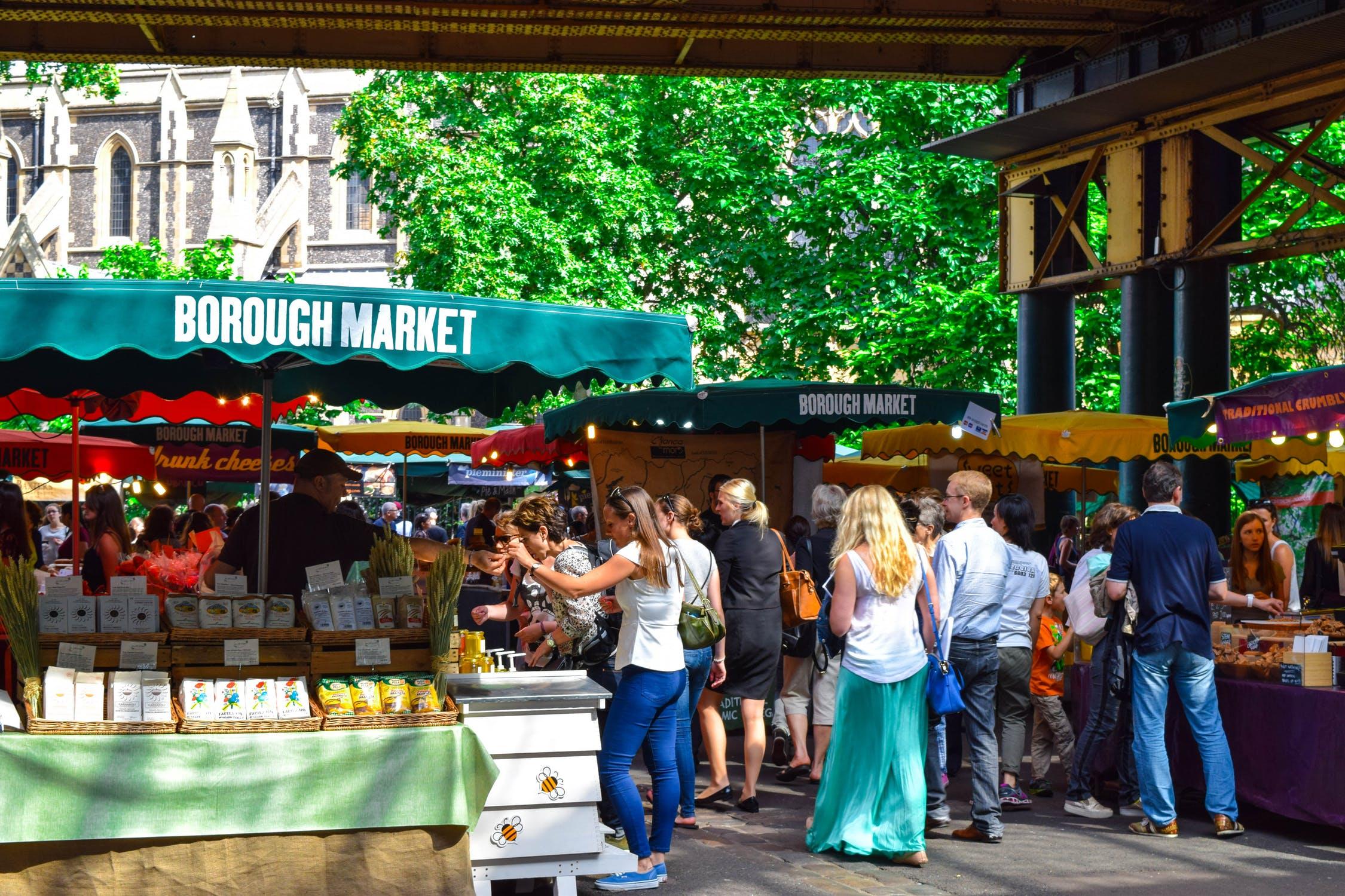Waar moet je op letten als je een marktkraam huurt?